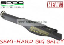 Spro HUSA LANSETE SEMI-HARD BIG BELLY félmerev BOTTÁSKA 130cm (6203-010)