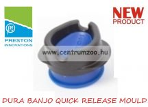 PRESTON DURA BANJO QUICK RELEASE MOULD töltő (PBM/S) SMALL