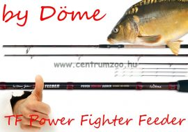 By Döme TEAM FEEDER Power Fighter Boat Feeder 300H 40-130g (1842-300)