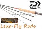 Daiwa Lexa River Special Fly 9' #5 legyező bot 2,7m 5részes (173634)(LXRSF905)