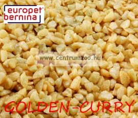 EUROPET BERNINA Aqua D'ella Glamour Stone 6/9mm 2kg GOLDEN-CURRY akváriumi kavics aljzat (257-420423)