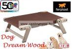 Ferplast Dog Dream Wood Small elegáns fekhely fából