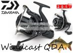 DAIWA Windcast 5000LD QDA prémium távdobó pontyhorgász orsó  (10159-600)