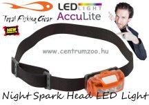 fejlámpa TF-Gear Night Spark Head Torch Light akkus fejlámpa (NSPARK)