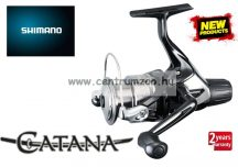 Shimano Catana 2500 RC hátsófékes orsó (CAT2500RC)