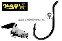 BLACK CAT POWER RIG 5/0 6db HOROG FEKETE NIKKEL (4394500)
