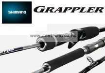 Shimano Grappler S632 Light (GLPLIS632) 191cm 45-150g pergető bot