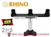 Rhino Masszív tripla csónakos bottartó (8207007)