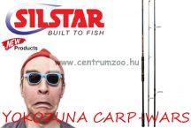 SILSTAR YOKOZUNA CARP-WARS 3 RÉSZES 3LB 3,6M bojlis bot (SY65360)