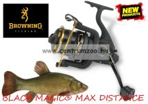Browning BLACK MAGIC® MAX DISTANCE 760 elsőfékes feeder orsó (0344060)
