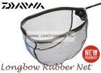 MERÍTŐFEJ  Daiwa LONGBOW RUBBER NET erős merítő 45cm (LBRN1) (198982)