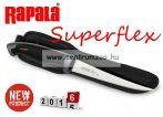 Rapala Sportman's Superflex  prémium filézőkés 15cm pengével (SNPF6)