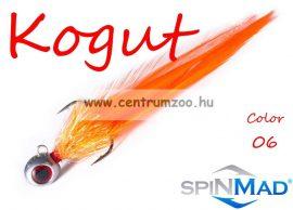 SpinMad Kogut műcsali Color 06 - több méretben