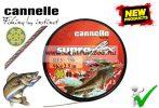 CANNELLE SUPRAFLEX 7x7 szálas köthető harapásálló előkezsinór  9kg 5m  (756-5)