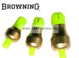 """Browning Plummet Set fenékmérő szett """"béka"""" 8, 15, 20g  6036999"""