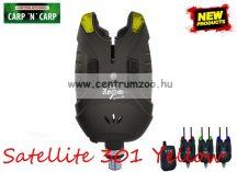Carp Zoom Satellite 301 Tartalék kapásjlező (sárga) bővítő fej (CZ8277)