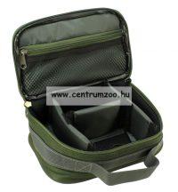 Carp Academy Ólomtartó táska zöld (5274-001)