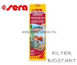 """Sera FILTER BIOSTART 50ml """"a biostarter"""" (3795)"""