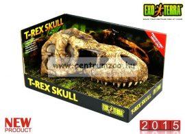 Exo-Terra dekor T-Rex koponya 23cm 2841