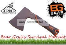 Gerber BEAR GRYLLS éles tartós balta tokkal  (002070)