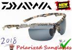 Daiwa Infinity Camo Polarized Sunglasses - GRY LENS 2018NEW modell (ICPSG5)(209292)