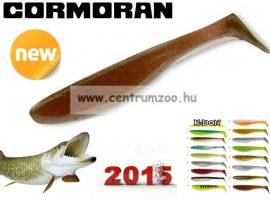 Cormoran K-Don S9 prémium gumihal 13cm DARKBRAUN  (51-28316)