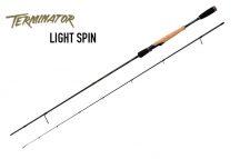 FOX Rage TERMINATOR® 210cm 2-10g Light Spin - Pergető bot (NRD286)