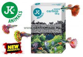 JK CARBON - aktív szén - akváriumi szűrőanyag 135g   (15817)