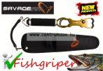Lip Grip - SAVAGE GEAR Fishgriper W. Scale halkiemelő 10kg-os mérleggel  (43847)