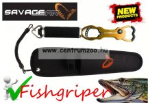 Lip Grip - SAVAGE GEAR Fishgriper W. Scale halkiemelő 10kg-os mérleggel  (43847)