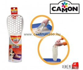 CAMON Higienic Poop scooper with disposable bags alomszedő lapát B524