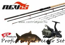 Nevis Profi Torrent Feeder szett 1601-390 bot+ 2292-350 orsó (KB-448)