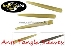 Carp Spirit Anti Tangle Sleeve DarkGreen Standard - 25db szilikon hüvely (ACS010251)