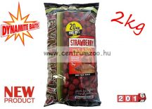 Dynamite Baits bojli Strawberry Blast Shelf Life - 20mm - 2kg - DY623 - EPER