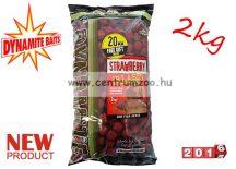 Dynamite Baits bojli Strawberry Blast Shelf Life - 20mm - 2kg - DY623 - EPER