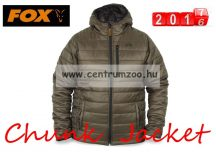 FOX CHUNK™ Puffa Chield Jacket dzseki, horgászkabát - AKCIÓ - (CPR610) MEDIUM