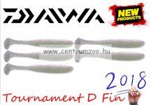 Daiwa Tournament D Fin Pearl Gumihal 12,5cm gumihal 5db (16500-412)