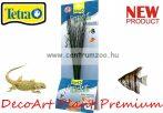 TETRA DecoArt Plant Premium Hairgrass 35cm műnövény halakhoz, teknősökhöz (203792)