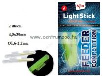 világító patron Feeder Competition Light Sticks 4,5mm 2db (CZ8090)