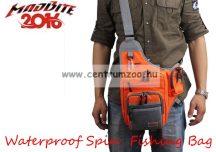 MadBite táska Waterproof Spin  Fishing Multifunkcional Sling Bag pergető táska (MB-SB-O)