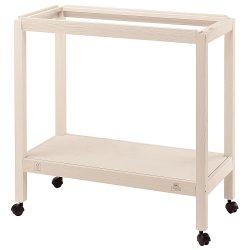 Ferplast Giulietta 5 felszerelt nagyméretű fa kalitka ÁLLVÁNY (2015NEW)