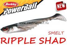 Berkley POWERBAIT RIPPLE SHAD 7cm Bulk Smelt (1376932)