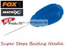 fűzőtű - Fox Matrix Super Stops Baiting Needle ütköző fűzőtű (GAC192)