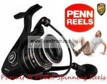 Penn Pursuit III 8000 Spin Reel elsőfékes erős prémium orsó (1481301) 2019NEW