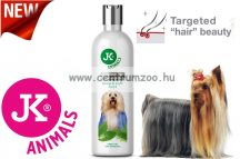 JK Animals LONG & SOFT COAT sampon hosszúszőrű kutyáknak  250ml (48772)