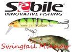 Sebile® Swingtail Minnow 102 wobbler (1381796) FTG - Fire Tiger Gold