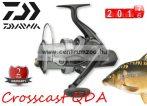 DAIWA Crosscast 5500 QDA prémium távdobó pontyhorgász orsó  (10128-555)