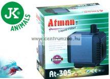 JK Animals Atman AT-305 szivattyú, szökőkút motor 1200l/h H130cm (14104)