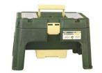 FISHING BOX STOOL TIP.280  szerelékes horgászláda 46x31x30cm (75082-280)