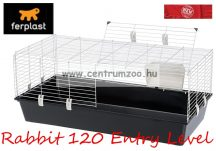 Ferplast Rabbit 120 Entry Level NEW nyúlketrec 2 ajtóval
